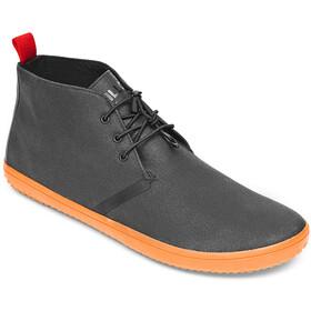 Vivobarefoot Gobi II Canvas Swimrun Shoes Herr black/orange
